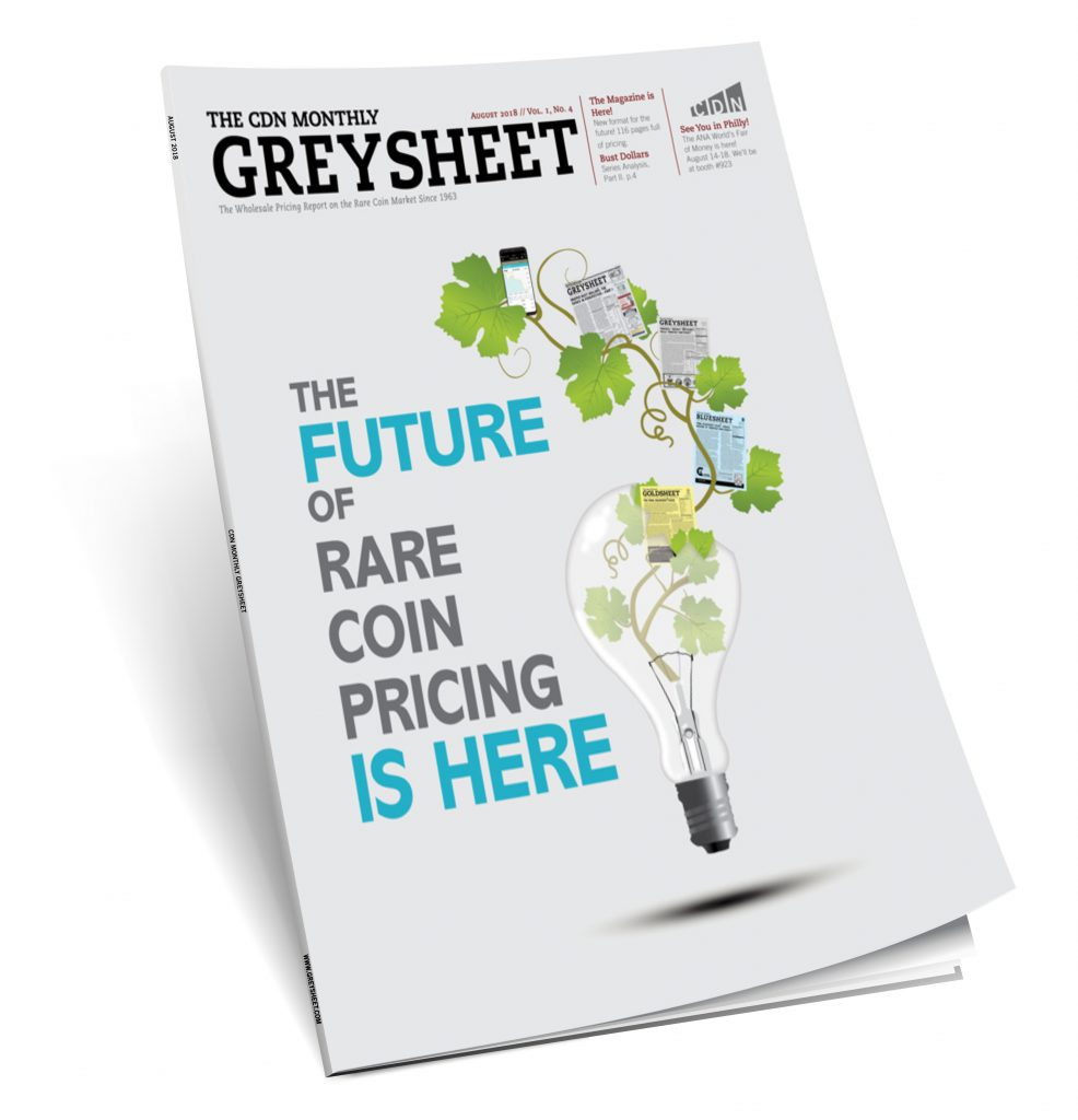 Monthly Greysheet