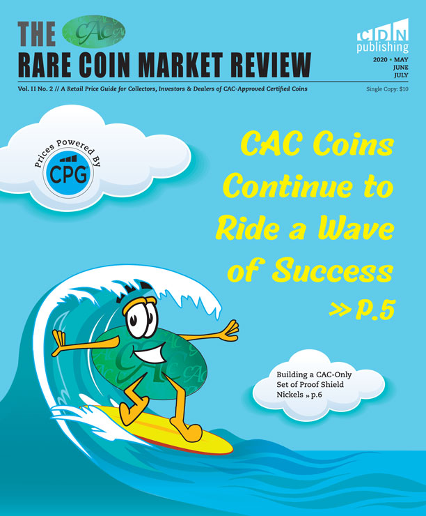 CPG Coin and Currency Market Review