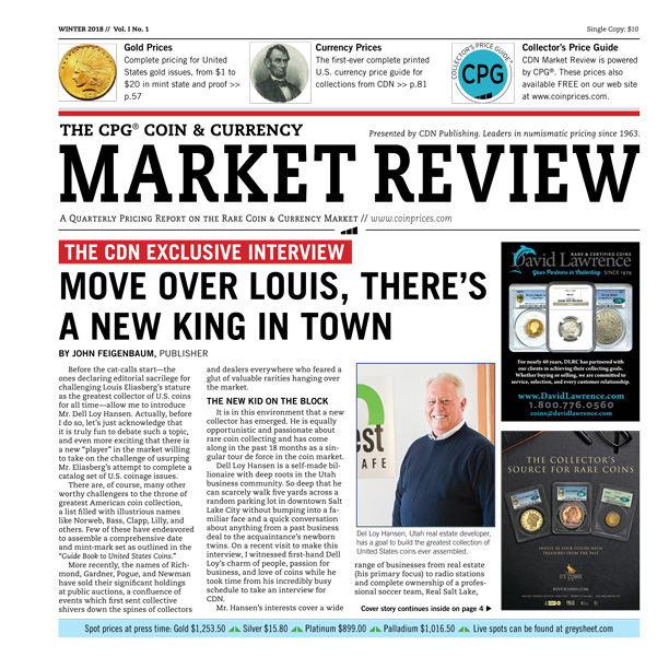 CPG Market Review