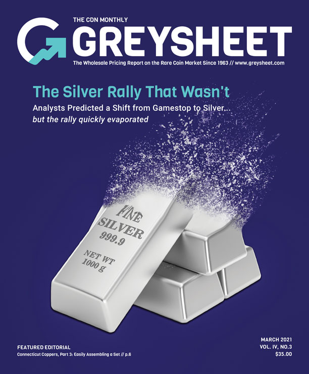The Monthly Greysheet